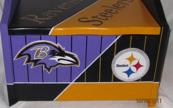 steelersravensmemorybox