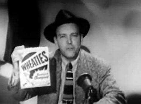 wheaties1950sralphkinerpittsburghpiratescommercial