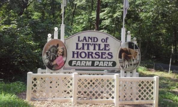 landoflittlehorsesgettysburgsignlowell