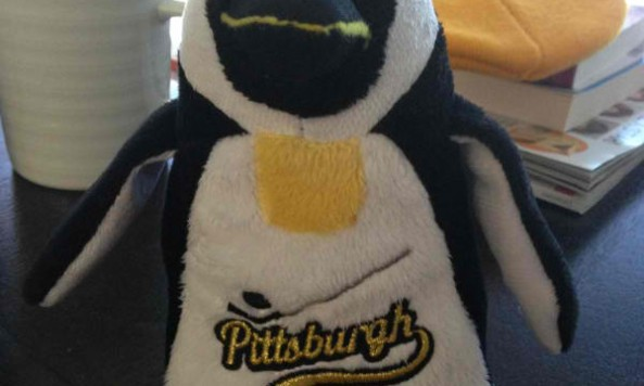 Great Moments In Unlicensed Pittsburgh Sports Merch Plush