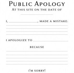 publicapology
