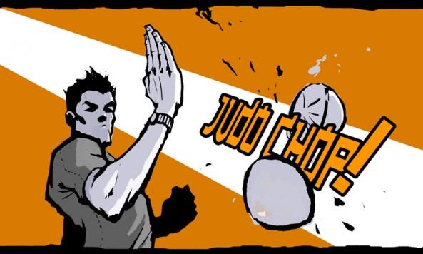 judochop