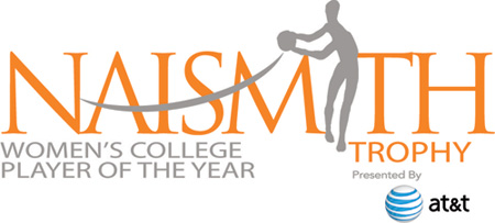 James R. Naismith Women's College Player of the Year