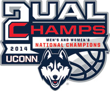 2014_UConn_Dual Champs