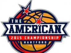 2015 American Athletic Conference Men's Basketball Tournament logo