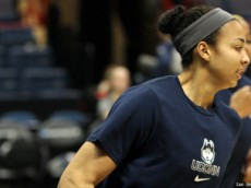 2015 NCAA Women's Basketball Tournament Sweet 16 Open Practice