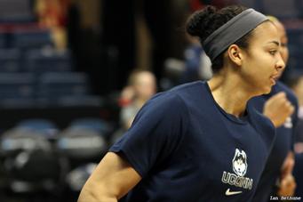 2015 NCAA Women's Basketball Tournament Sweet 16 Open Practice