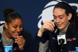 2015 NCAA Women's Basketball Tournament Elite Eight