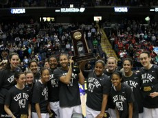 2015 NCAA Women's Basketball Tournament Elite Eight