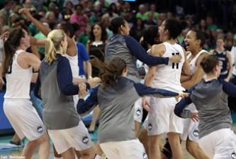2015 NCAA Women's Basketball Tournament NCAA Championship