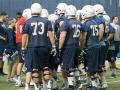 UConn offensive line