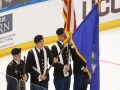 UConn Color Guard