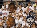 UConn student section