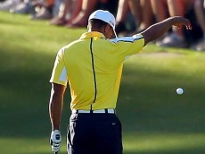 Tiger Woods 2013 Masters