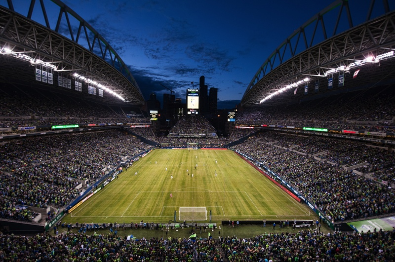 What In The World Is Going On At Centurylink Field