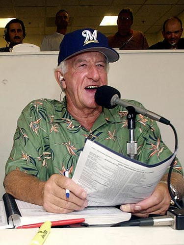 Bob Uecker To Be Honored With Statue In Milwaukee