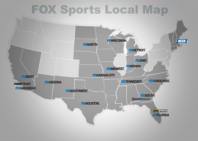 Comcast Sports Networks Drop Fox Sports Net Programming