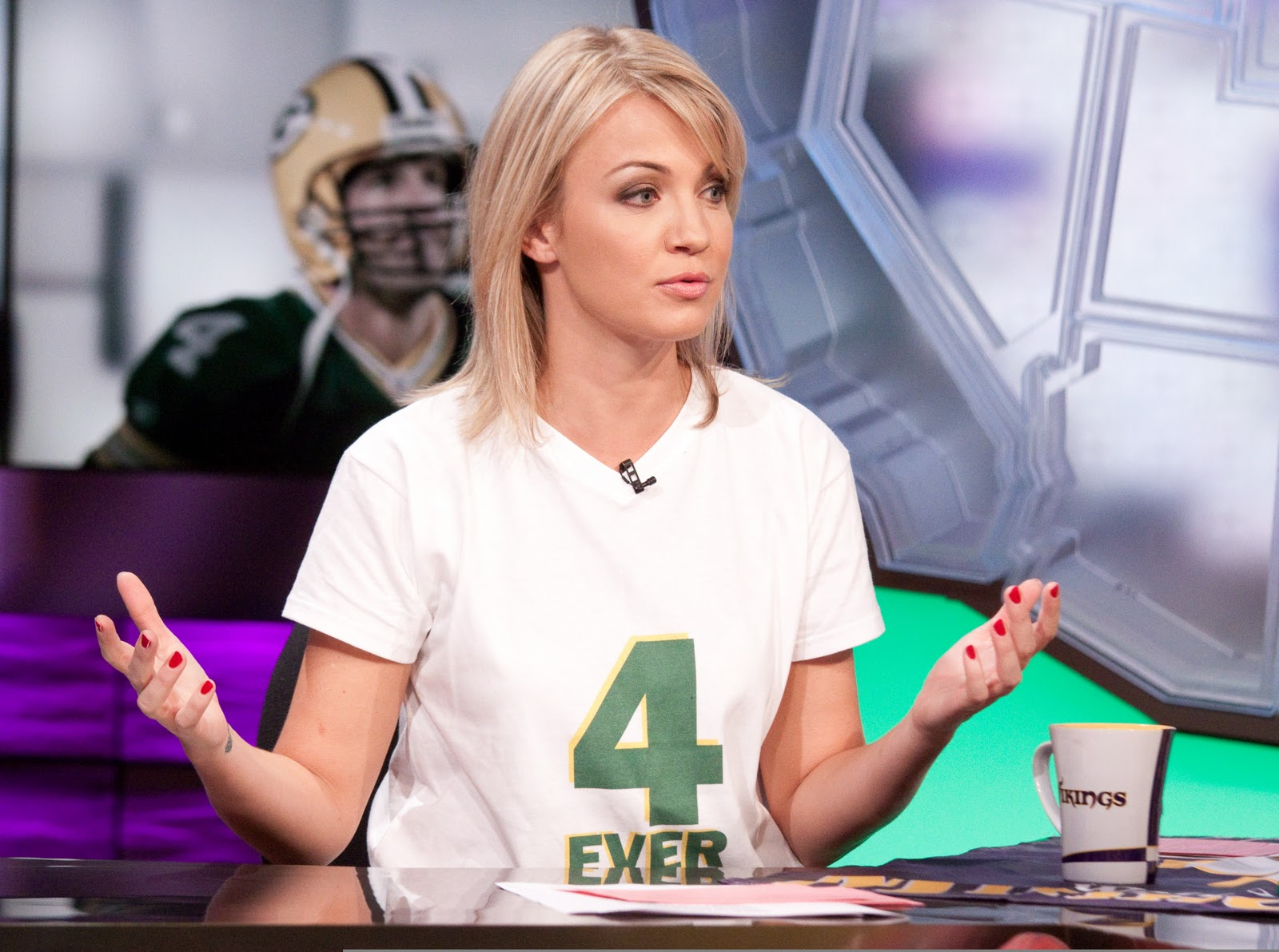Michelle Beadle Reportedly Returning To Espn