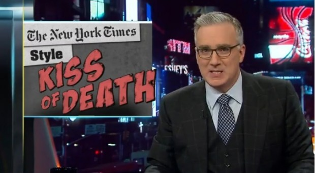 Keith Olbermann-NY Times