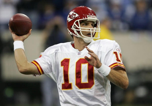 Trent Green Joins Cbs As Nfl Game Analyst