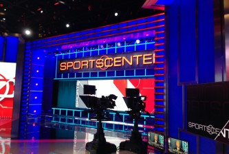ESPN SportsCenter set 04