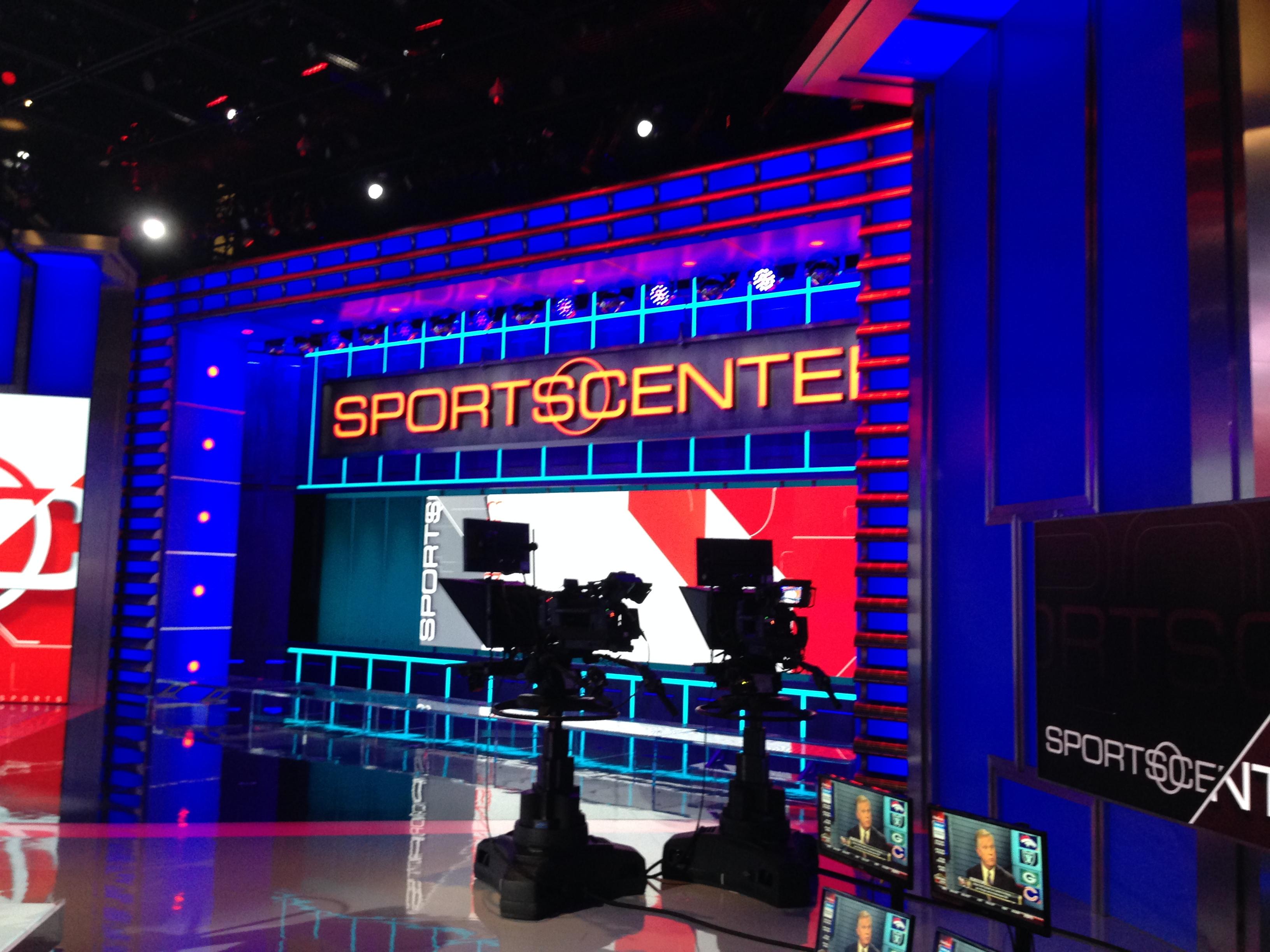 ESPN SportsCenter set 04