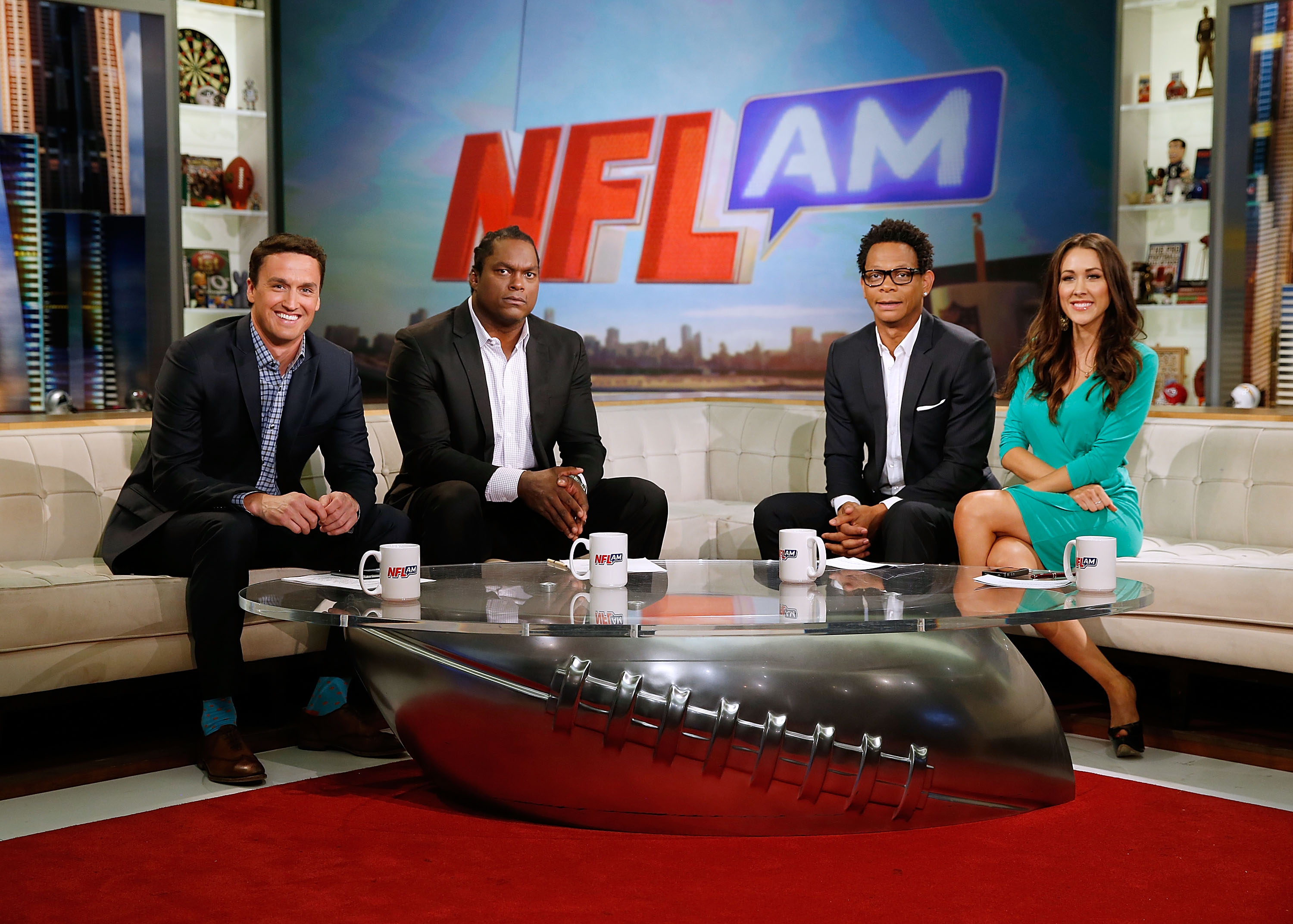 Meet The New Cast Of Nfl Am