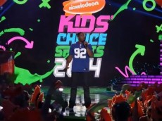 Nick Kids Sports Choice Awards