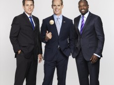 Tom Verducci, Joe Buck and Harold Reynolds