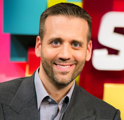ESPN suspends MAX KELLERMAN for comments on domestic violence