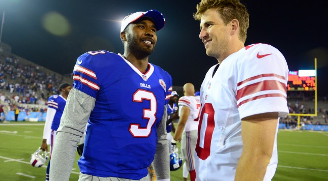 NFL: Hall of Fame Game-New York Giants vs Buffalo Bills