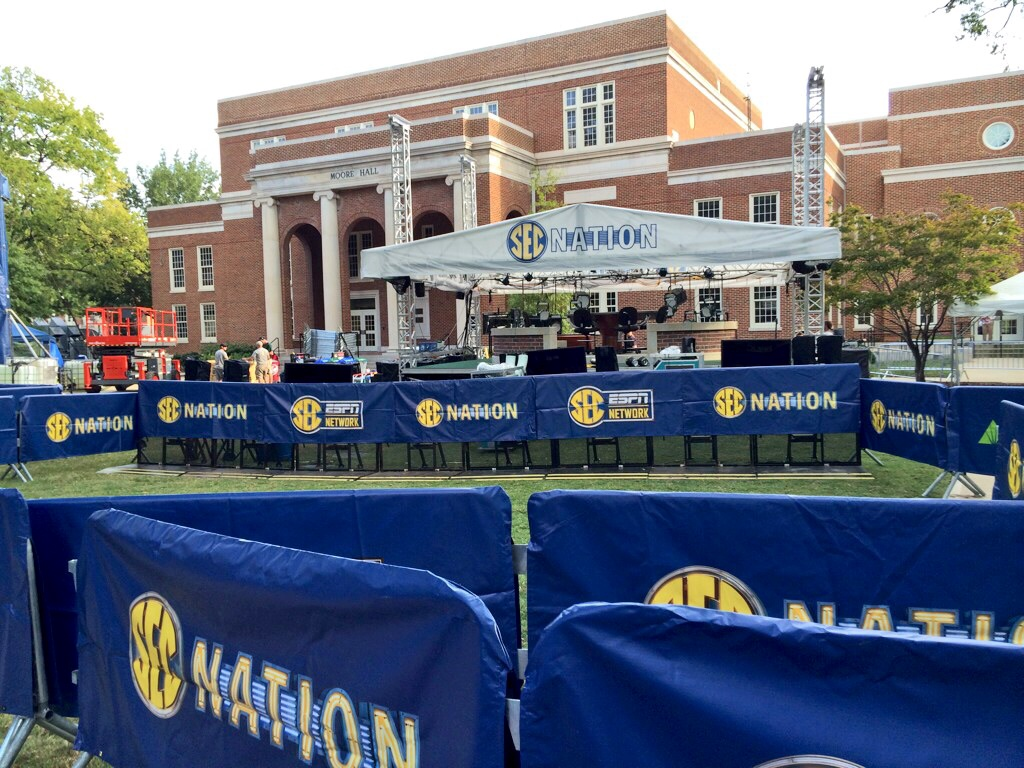 Sec Nation Is Off And Running In Its Debut Season