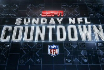 Sunday NFL Countdown