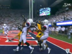 arizona cal hail mary