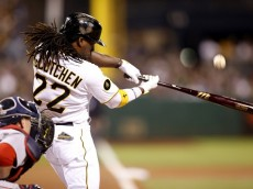 Andrew McCutchen, leading the Pirates to the Postseason