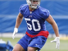 NFL: Buffalo Bills-Minicamp
