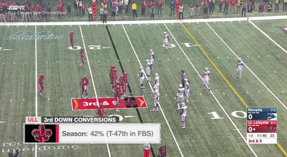 Espn Debuts New College Football Graphics For Bowl Season