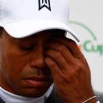 <>  during the second round of the Waste Management Phoenix Open at TPC Scottsdale on January 30, 2015 in Scottsdale, Arizona.