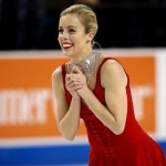 GREENSBORO, NC - JANUARY 24: Ashley Wagner reacts after the Championship Ladies Free Skate Program Competition during day 3 of the 2015 Prudential U.S. Figure Skating Championships at Greensboro Coliseum on January 24, 2015 in Greensboro, North Carolina. (Photo by Streeter Lecka/Getty Images)