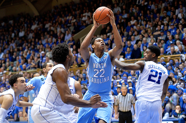 North Carolina Duke Is The Most Watched College Basketball