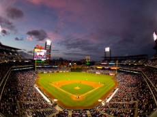 PHILADELPHIA, PA - SEPTEMBER 8: A general view Citizens Bank park during the game between the Pittsburgh Pirates and Philadelphia Phillies on September 8, 2014 at Citizens Bank Park in Philadelphia, Pennsylvania. (Photo by Mitchell Leff/Getty Images)