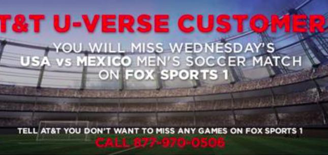 Fox sports southwest uverse