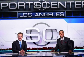 ESPN Late Night SportsCenter