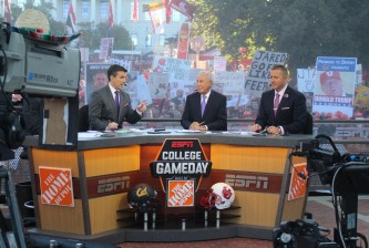 College GameDay 2015 Utah