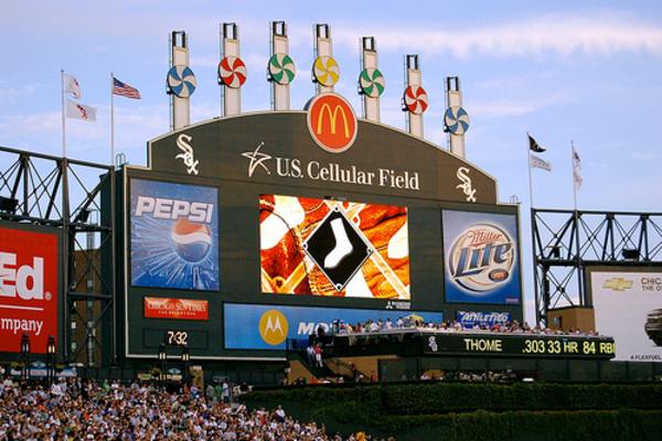 Cellular One Field For us Cellular Field's