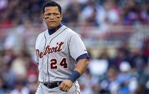 Miguel Cabrera is off to a hot start Credit: Jesse Johnson, US PRESSWIRE