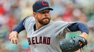 Reigning Cy Young Winner Corey Kluber (AP Photo)