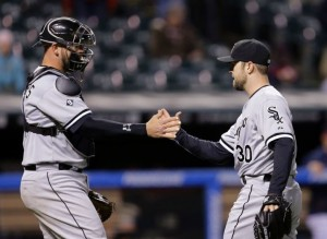 New Sox closer David Robertson