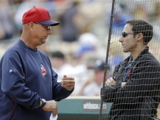 Terry Francona, Chris Antonetti