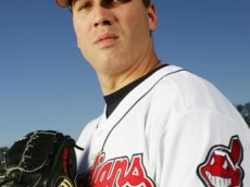 WINTER HAVEN, FL - MARCH 1:  Jason Bere of the Cleveland Indians poses for a portrait during photo day at Chain of Lakes Park on March 1, 2005 in Winter Haven, Florida.  (Photo by Doug Pensinger/Getty Images)